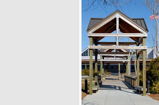 Lhc Structural Engineers North Carolina Aquarium At